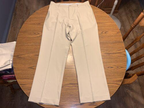 Men's FootJoy Golf Pants Size 36 x 32 Khaki