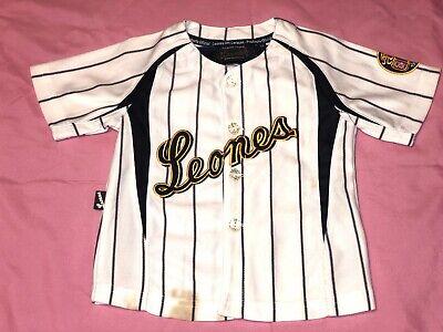 Humor Leones Caracas Venezuela Baseball Jersey For Kids Size 3t Sewn Lions Soccer Less Expensive Fan Apparel & Souvenirs