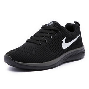 Men-039-s-Fashion-Sports-Sneakers-Breathable-Mesh-Athletic-Sneakers-Running-Shoes