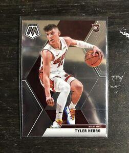 2019-20 Mosaic RC Tyler Herro Basketball Card