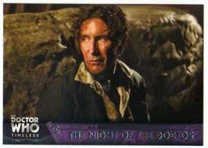 2016-Topps-Doctor-Who-Timeless-Trading-Card-91-The-Night-of-the-Doctor