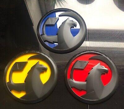 VXR Carbon effect black badge Astra Corsa Vectra Zafira