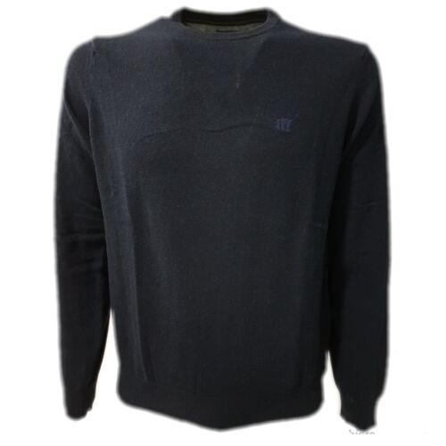 PULLOVER UOMO Henry Cotton's in misto lana PREZZO LISTINO €84,90-30/%=€59,43