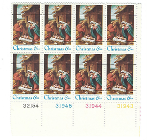 Image Is Loading Scott 1414 6 Cent Christmas Pre Cancel 3