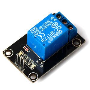 5V 1 Channel Relay Module Shield for Arduino AVR ARM PIC DSP SRD-05VDC-SL-C