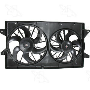 Four Seasons 75204 Cooling Fan Assembly