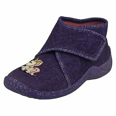 Rohde Zapatillas Para Niños 2102 Violeta