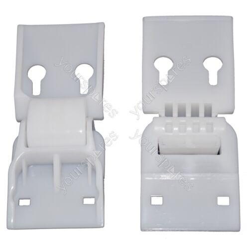IceTech C165DL poitrine congélateur contrepoids charnière-pack de 2