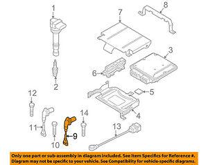 [SCHEMATICS_48IS]  VW VOLKSWAGEN OEM 09-15 CC-Engine Camshaft Cam Position Sensor 07L905163C |  eBay | Vw Cc 2010 Engine Diagram |  | eBay