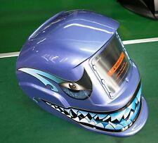 Skrt New Solar Auto Darkening Weldinggrinding Helmet Certified Hood Shell