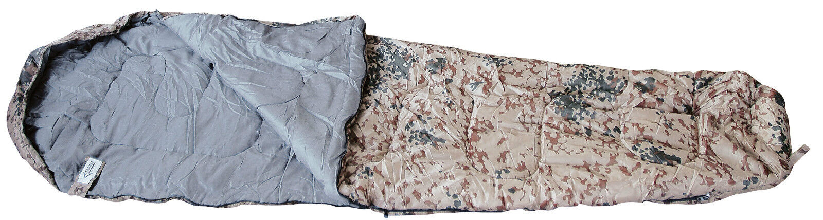 Army Mummy Sleeping Bag US Bw Bundeswehr  Tropical Camouflage Iraq Afghanista  the cheapest