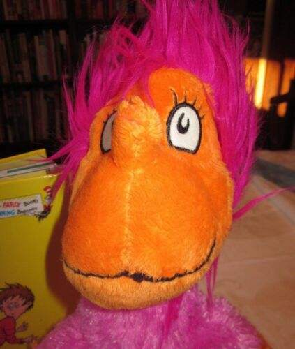 There/'s a Wocket in my Pocket Book and plush Dr Seuss Kohls Cares for Kids