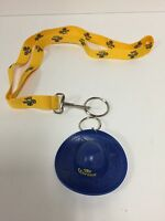 Corona Extra Beer Sombrero Bottle Opener On Lanyard & Free Shipping