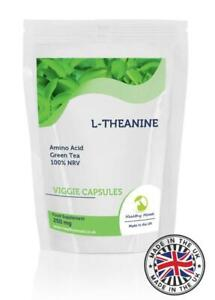 L-Theanine-250mg-Green-Tea-Veg-30-Capsules-Pills-Supplements