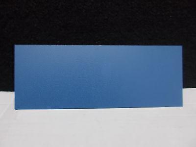 Beschichtet Farbig Blau Tafelblech Ordentlich Flachblech 1,5 Mm Aluminium 12 Teilig Weich Und Rutschhemmend