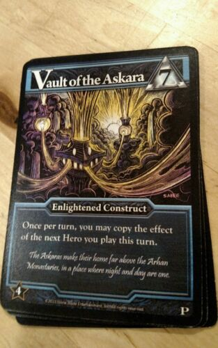 Vault of the Askara Ascension Game Promo