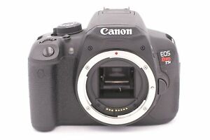 Details about Canon EOS 700D (EOS Rebel T5i) 18 0MP Digital SLR Camera -  Shutter Count: 568
