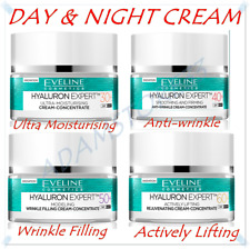 Eveline Face Cream Concentrate Hyaluron Expert Anti-Wrinkles Firming 50 ml