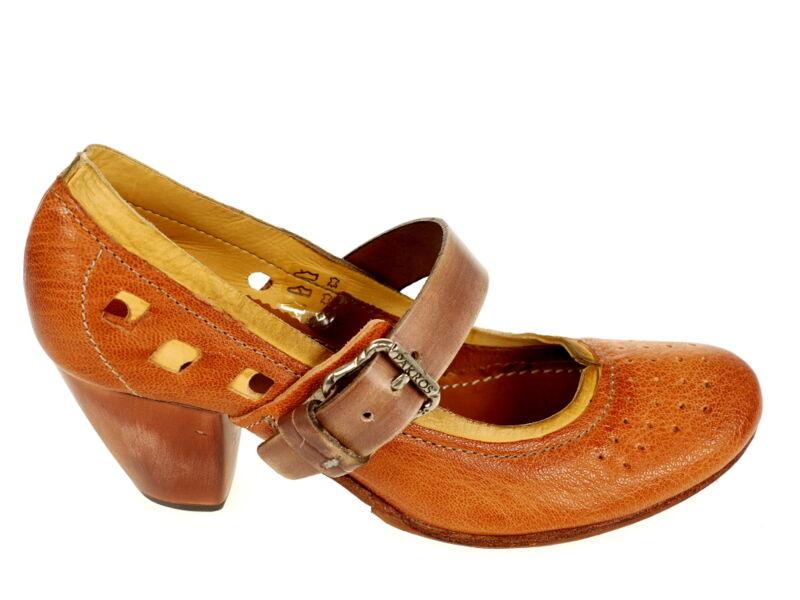 Pakros Pumps Halbschuh Art. 41G26102 rost Gr. 38 Original Schuhe Neu OVP