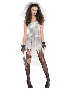 Lovely ... Deluxe Femmes Zombie Corpse Bride Sexy Costume Deguisement