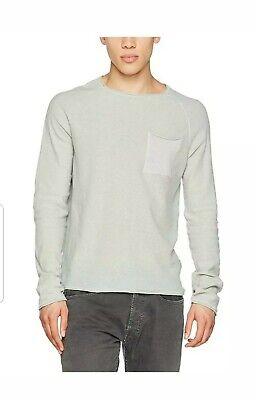Jack /& Jones Mens Jorbrit Knit Crew Neck Sweater