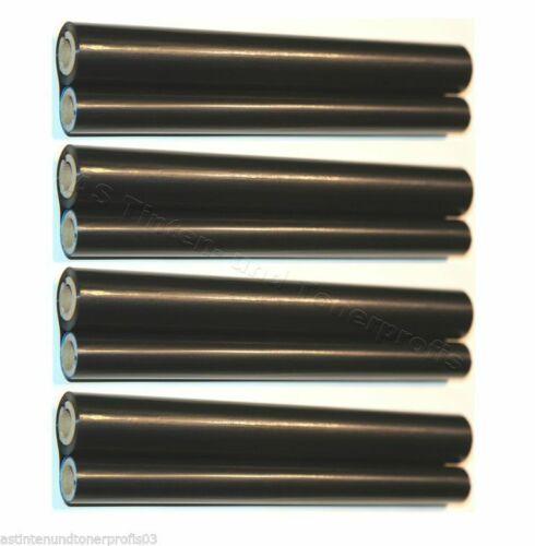 UX485 4xFaxrolle für Sharp UX 485 UX-485 kompatibel