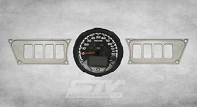 STV Motorsports Polaris RZR XP1000 Razor Aluminum Switch Dash Panel