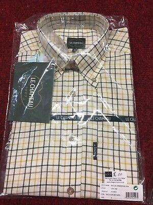 Le Chameau Woodbridge Country Check Shirt