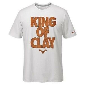 The King of Clay T-shirt hYltVYa4l3