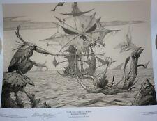 Peter Pan Themed print by Rodney Matthews