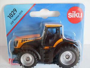 JCB-Fastrac-8310-Siku-Super-tractor-modelo-art-1029