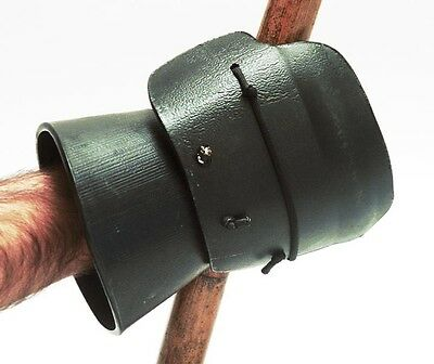 Half Gauntlets Dark Victory Armor - SCA Legal LARP REN Medieval Fighting Gear