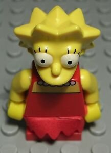 Lego Figur Simpsons Lissa Simpsons                                        (2336)
