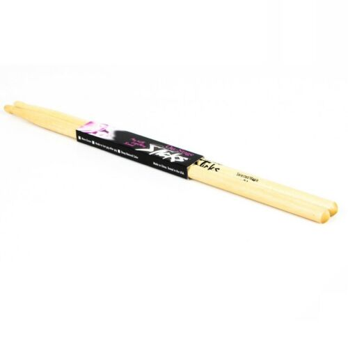 On Stage Maple MW7A Wood Tip Drumstick 7A - 1 Pair MW7A