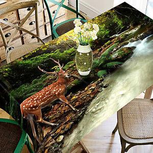 Details about  /3D Blume 52 Tischdecke Tischdecke Tuch Geburtstagsfeier Event AJ WALLPAPER DE
