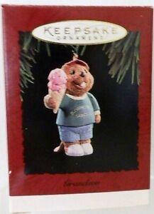 "Hallmark /""Grandson/"" Ornament 1994"