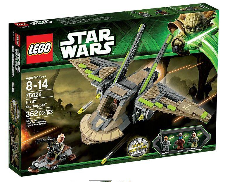 LEGO® Star Wars™ 75024 HH-87 Starhopper™ NEU OVP NEW MISB NRFB