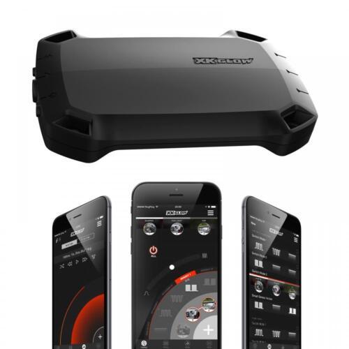 XK-TITAN Smartphone App Controller Construction Vehicle Strobe Work Lighting