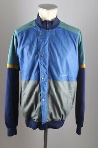Adidas Vintage 80 S Veste Jacket 80er Trend Look Taille D 54 L Bleu Aj9-afficher Le Titre D'origine Disponible Dans Divers ModèLes Et SpéCifications Pour Votre SéLection