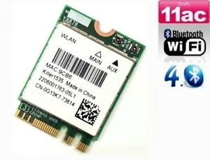 Rivet-Killer-Wireless-AC-1535-DualBand-867Mbit-s-WLAN-Bluetooth-4-1-PCIe-M-2
