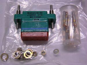 Mil-Spec Amphenol Pcd M12883/41-06 / RSL116063 Extended Height Relay Socket