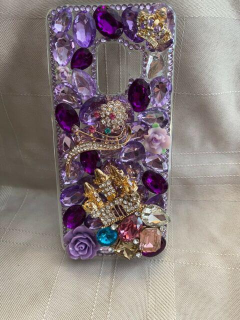 Purple Castle: A failed manicure