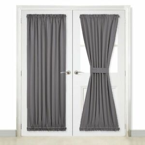 Gl Door Curtain Panel