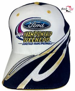 NASCAR Ford Championship Weekend Homestead-Miam
