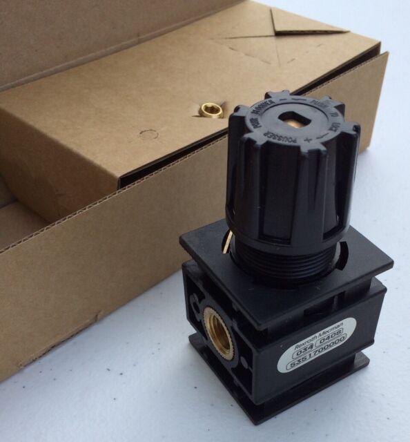 5351700000 5 351 700 000 1 4 Bosch Rexroth Pneumatic Regulator For Sale Online