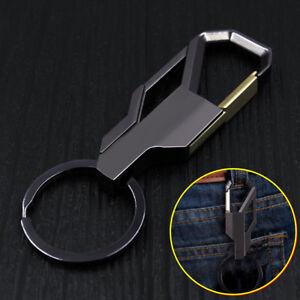 Car Keyring Keychain Alloy Metal Fashion Keyfob Key Chain Ring Accessory Gift