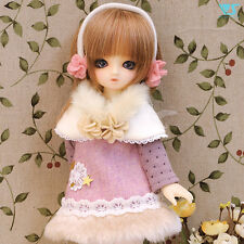 Volks Oct. Collection 2013 Super Dollfie YoSD Fluffy Going Out Set 1/6 BJD