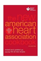 The American Heart Association Cookbook 8th Edition: Revise... Free Shipping