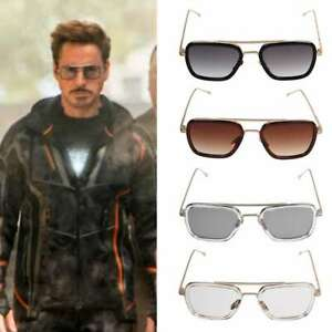Avengers-infini-guerre-Tony-Stark-lunettes-de-soleil-vol-006-Robert-Downey-Jr
