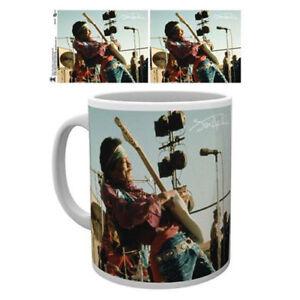 Jimi-Hendrix-Live-Mug-x-2-BRAND-NEW-Set-of-2-Mugs